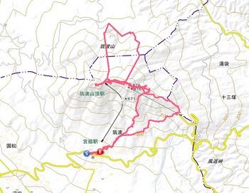 筑波山の活動日記 I 無料登山地図のYAMAP - https___yamap.co.jp_activity_map_155028.jpg